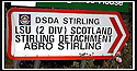 04/11/02       Copyright Pic : James Stewart                     .File Name : stewart-army theft 05.THE SIGN AT THE ENTRANCE OF THE DEFENCE STORAGE AND DISTRIBUTION AGENCY WHERE FORMER MOD CIVIL SERVANT ANDREW MUNRO WORKED......  MUNRO WAS FORTUNATE ONLY TO BE GIVEN COMMUNITY SERVICE AFTER BEING FOUND GUILTY OF A MASSIVE ARMY SURPLUS SCAM AT ALLOA SHERIFF COURT.......(see copy from Tim Bugler)......James Stewart Photo Agency, 19 Carronlea Drive, Falkirk. FK2 8DN      Vat Reg No. 607 6932 25.Office : +44 (0)1324 570906     .Mobile : + 44 (0)7721 416997.Fax     :  +44 (0)1324 570906.E-mail : jim@jspa.co.uk.If you require further information then contact Jim Stewart on any of the numbers above.........
