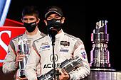 DPI champions #7 Acura Team Penske Acura DPi, DPi: Helio Castroneves, Ricky Taylor, Alexander Rossi