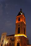 Jaffa, the Clock Tower