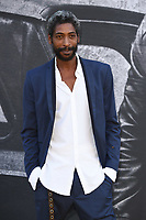 "Johann Meyes<br /> arriving for the premiere of ""Yardie"" at the BFI South Bank, London<br /> <br /> ©Ash Knotek  D3422  21/08/2018"