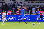 Salam Ranjan Singh of India (C) reacts during the AFC Asian Cup UAE 2019 Group A match between India (IND) and Bahrain (BHR) at Sharjah Stadium on 14 January 2019 in Sharjah, United Arab Emirates. Photo by Marcio Rodrigo Machado / Power Sport Images