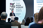 Session 5: Asia Horse Week activities