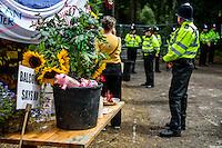 02.08.2013 - Balcombe Fracking Protest