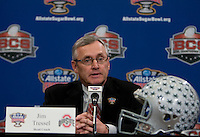 Sugar Bowl Press Conference January 03 2011