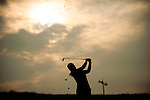 TAOYUAN, TAIWAN - OCTOBER 27:  Inbee Park of South Korea tees off on the 16th hole during the day three of the Sunrise LPGA Taiwan Championship at the Sunrise Golf Course on October 27, 2012 in Taoyuan, Taiwan.  Photo by Victor Fraile / The Power of Sport Images
