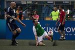 USRC vs HKFC Masters during their Masters Tournament match, HKFC Citi Soccer Sevens 2017 on 26 May 2017 at the Hong Kong Football Club, Hong Kong, China. Photo by Chris Wong / Power Sport Images