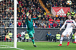 Spain's David de Gea  during the qualifying match for Euro 2020 on 23th March, 2019 in Valencia, Spain. (ALTERPHOTOS/Alconada)