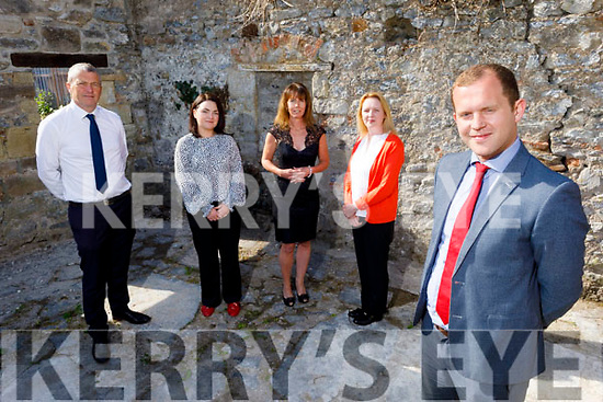 Solicitor Brendan Ahern joins Patrick Daly and Co Solicitors.Front right: Brendan Ahern <br /> Back l to r: Pa Daly, Amy Slattery, Caroline Foran and Catherine Murnane.