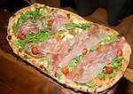 Pizza, Made in Italy Restaurant, Chelsea, London, Great Britain, Europe