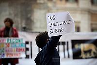 29.11.2019 - Ius Culturae: Italiani Per Cultura - Demo For A New & Inclusive Citizenship Law