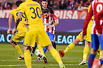 Atletico de Madrid's player Yannick Carrasco during a match of UEFA Champions League at Vicente Calderon Stadium in Madrid. November 01, Spain. 2016. (ALTERPHOTOS/BorjaB.Hojas)