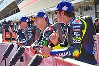 26.09.2020, Circuit de Barcelona Catalunya, Barcelona, MotoGp of Catalunya, Qualification sessions;  20 Fabio Quartararo