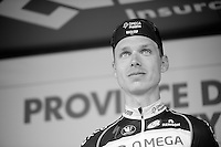 overall 2014 Belgium Tour winner Tony Martin (DEU/OPQS) (on the podium)<br /> <br /> 2014 Belgium Tour<br /> (final) stage 5: Oreye - Oreye (179km)