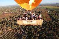 20150909 09 September Hot Air Balloon Cairns