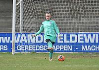 Club Brugge Dames - Heerenveen : Roxanne van den Berg <br /> foto Joke Vuylsteke / nikonpro.be