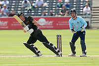 George Scott in batting action for Gloucestershire during Gloucestershire vs Essex Eagles, Royal London One-Day Cup Cricket at the Bristol County Ground on 3rd August 2021