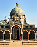 Church of the Beatitudes in Israel
