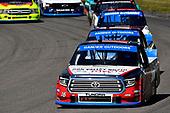 #16: Austin Hill, Hattori Racing Enterprises, Toyota Tundra Don Valley North Toyota