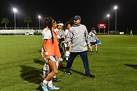Lakewood Ranch, FL - Wednesday, October 10, 2018:   Mark Carr during a U-17 USWNT match against Colombia.  The U-17 USWNT defeated Colombia 4-1.