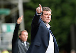 St Johnstone v Celtic…20.08.16..  McDiarmid Park  SPFL<br />Saints boss Tommy Wright<br />Picture by Graeme Hart.<br />Copyright Perthshire Picture Agency<br />Tel: 01738 623350  Mobile: 07990 594431