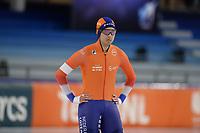 SPEEDSKATING: HEERENVEEN: 16-01-2021, IJsstadion Thialf, ISU European Speed Skating Championships, ©photo Martin de Jong