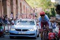Stage 1 (ITT): Bologna to Bologna/San Luca (8.2km)<br /> 102nd Giro d'Italia 2019<br /> <br /> ©kramon