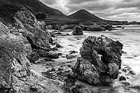 Black & White Seascapes