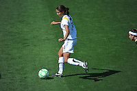 Stephanie Cox. The Los Angeles Sol defeated FC Gold Pride, 2-0, at Buck Shaw Stadium in Santa Clara, CA on May 24, 2009.