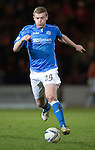 St Johnstone v Aberdeen...23.01.15   SPFL<br /> Brian Easton<br /> Picture by Graeme Hart.<br /> Copyright Perthshire Picture Agency<br /> Tel: 01738 623350  Mobile: 07990 594431
