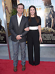 Peter Krause and Lauren Graham attends The Warner Bros. Pictures' L.A. Premiere of MAX held at The Egyptian Theatre  in Hollywood, California on June 23,2015                                                                               © 2015 Hollywood Press Agency