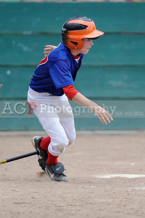 The Pleasanton National Little League Major League Cubs battle the Diamondbacks in the playoffs June 13, 2009