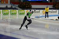 SCHAATSEN: HEERENVEEN: 26-12-2020, IJsstadion Thialf, WK Kwalificatie, ©foto Martin de Jong