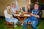 Enjoying the evening in Gally's on Friday, l to r: Ivana Nelen, Denis, Mairead and Tom Guerin.