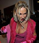 DONATA BERGER<br /> CIRCUS GALA - FESTA DI COMPLEANNO DI LAURA TESO ALL'ATA HOTEL MILANO 2010