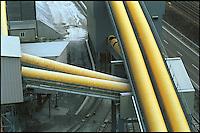 alptransit, la galleria ferroviaria più lunga del mondo, 57 km, sotto il San Gottardo, Svizzera
