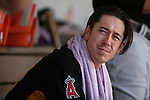 Salt Bees' Tim Lincecum waits for the start of a game against the Reno Aces at Greater Nevada Field in Reno, Nev., on Tuesday, June 7, 2016. <br />