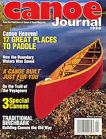 Canoe Journal Cover 1999