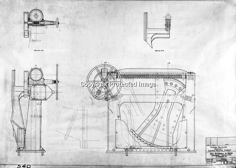 Client: William Swindell & Brothers<br />