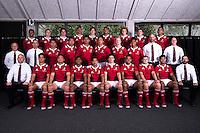 160930 Rugby - NZ Barbarians Schools Team Photo