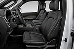 Front seat view of 2020 Ford Expedition Limited-MAX 5 Door SUV Front Seat  car photos