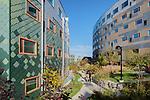 Collegetown Terrace Apartment Buildings | ikon.5