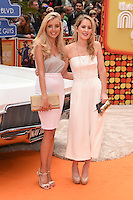 """Alice Barlow<br /> arrives for the premiere of """"The Nice Guys"""" at the Odeon Leicester Square, London.<br /> <br /> <br /> ©Ash Knotek  D3120  19/05/2016"""