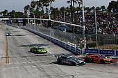 #76: Compass Racing Acura NSX GT3, GTD: Matt McMurry, Mario Farnbacher, #26: O'Gara Motorsport / USRT Mercedes-AMG GT3, GTD: Steven Aghakhani, Jacob Eidson