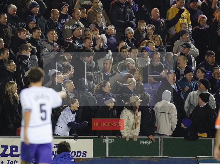 4035 Tranmere fans.Blackpool v Tranmere