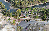 Aerial of Pueblo Nature Center