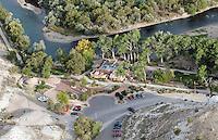 Aerial of Pueblo Nature Center