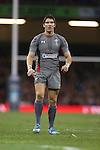 James Hook<br /> <br /> Dove Men Series 2013<br /> Wales v Tonga<br /> Millennium Stadium - Cardiff<br /> 22.11.13<br /> ©Steve Pope-SPORTINGWALES