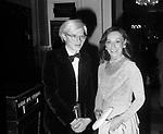 ANDY WARHOL E GLORIA SWANSON<br /> MONTECARLO 1973