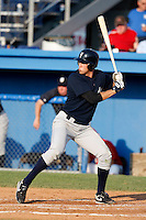 August 16, 2009:  Left Fielder Neil Medchill of the Staten Island Yankees during a game at Dwyer Stadium in Batavia, NY.  Staten Island is the Short-Season Class-A affiliate of the New York Yankees.  Photo By Mike Janes/Four Seam Images