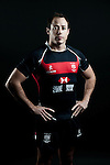Nick Hewson poses during the Hong Kong 7's Squads Portraits on 5 March 2012 at the King's Park Sport Ground in Hong Kong. Photo by Andy Jones / The Power of Sport Images for HKRFU